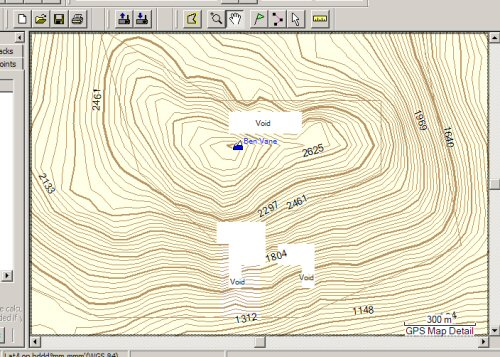 SMC Contour Maps Display And Selection - Contour maps online uk